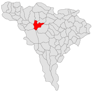 Mogoș Commune in Alba, Romania