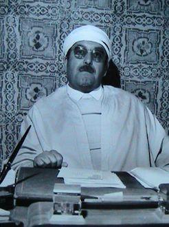 صورة معبرة عن محمد الفاضل بن عاشور