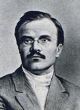Vyacheslav Molotov - Portrait of Molotov c.1931