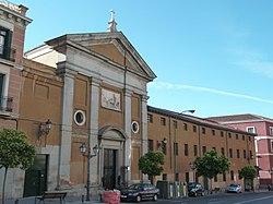 Monasterio de la Visitación (Madrid) 02.jpg