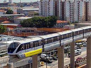 Line 15 (São Paulo Metro) - Line 15 São Paulo Metro monorail