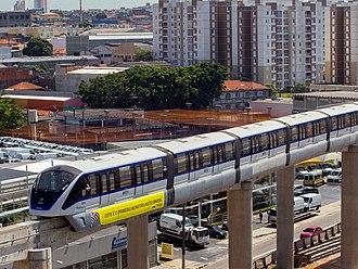 São Paulo Metro - Line 15