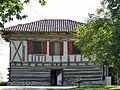 Montastruc - Maison à empilage de poutres d'Esquirol -1.JPG