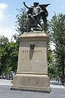 Monument of Beethoven, Alameda Central.jpg