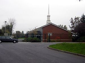 The Church of Jesus Christ of Latter-day Saints in Ireland - LDS Meetinghouse in Clonsilla, Ireland