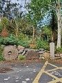 Morrab Gardens - granite artefacts (May 2020).jpg