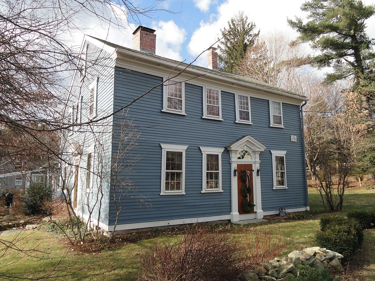Morse tay leland hawes house wikidata for Leland house