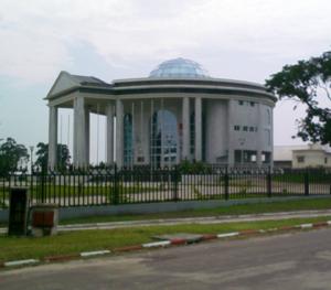 Pierre Savorgnan de Brazza - The Brazza mausoleum at Brazzaville
