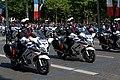 Motor squad Bastille Day 2013 Paris t113450.jpg