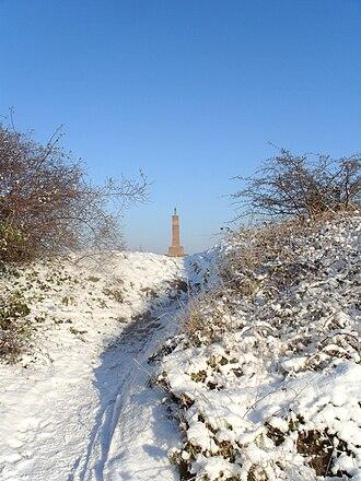 Mountsorrel - Part of Mountsorrel Castle