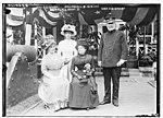 Mrs. F.D. Grant; Mrs. Francis M. Gibson; Mrs. U.S. Grant III; Gen. F.D. Grant LOC 2162710507.jpg
