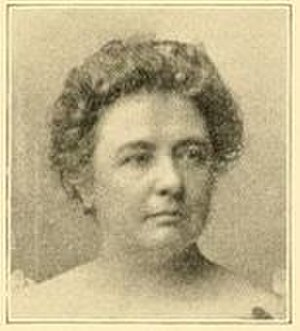 Charles Emory Smith - Mrs Charles Emory Smith