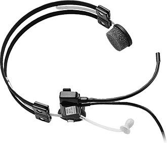 Plantronics - Early Plantronics headset