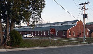 School of Advanced Military Studies - Muir Hall.