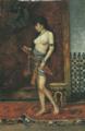 Mulher em Cenário Mourisco (c. 1886-1889) - D. Carlos de Bragança (Paço Ducal de Vila Viçosa).png