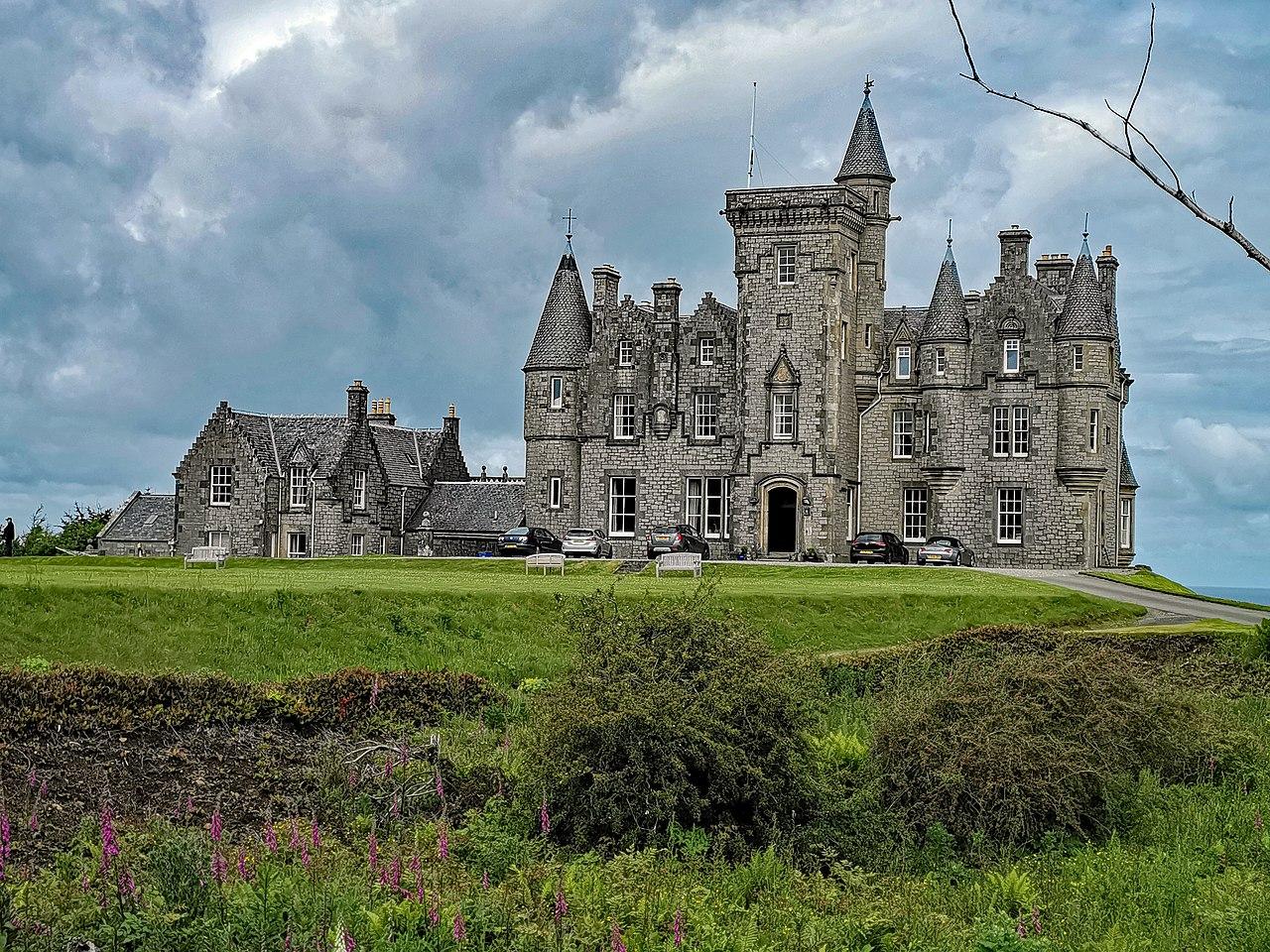 Still of Glengorm Castle