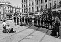 Munich Music Musicians Choir Band Street Blackwhite Children (222949089).jpeg