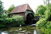 Munster (Örtze) - Wassermühle 01 ies.jpg