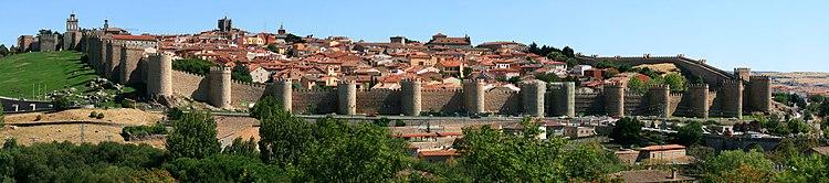 Ávila - Wikipedia, la enciclopedia libre