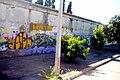 Muro del Cementerio de Buceo visto dede Calle Tomas Basañez - panoramio (7).jpg