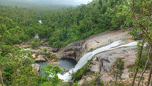 Murray Falls - Image: Murray Falls