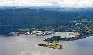 Malvik Municipality in Trøndelag, Norway