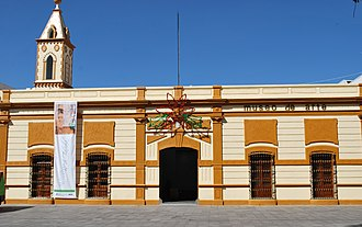 Tlaxcala City - Tlaxcala Museum of Art