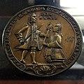 MuseoNaval Hispalois medalla Vernon Blas de Lezo Cartagena.jpg