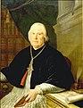 Museum Merghelynck portret van Alipsius Struye , laatste abt van abdij van Voormezele - 354508 - onroerenderfgoed.jpg