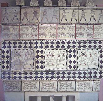 Lozenge - Image: Museum of Anatolian Civilizations 068