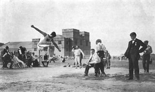 Athletics at the 1904 Summer Olympics – Mens triple jump
