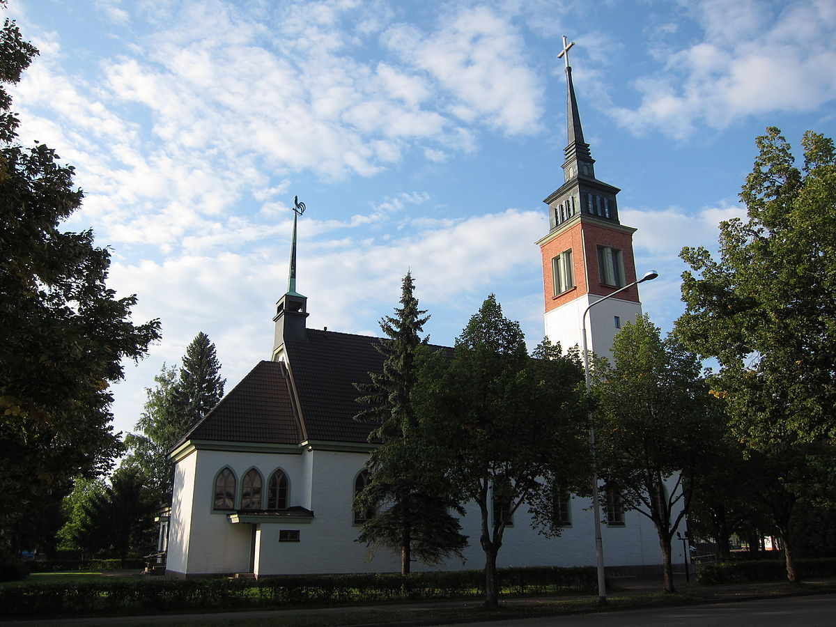 Kouvola Wikipedia