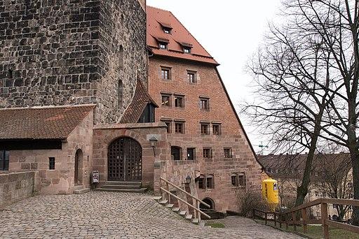 Nürnberg, Burg, Kaiserstallung-20160304-001