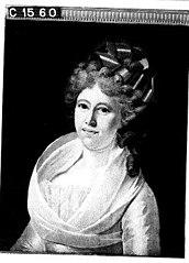 Johanna Catharina van Naerssen (1766-1838), wife of Pieter Johan Macaré