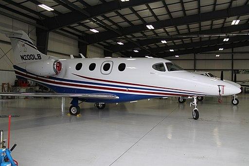 N200LB Raytheon 390 Premier I (9317524796)