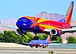 "N383SW Southwest Airlines 1994 Boeing 737-3H4 (cn 26589-2612) ""Arizona One"" (6197492146).jpg"