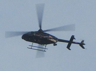 Howard County Police Department - 2006 Bell 407 N407HC - Owned by the State of Maryland, Operated by Howard County Police, Based in Anne Arundel County