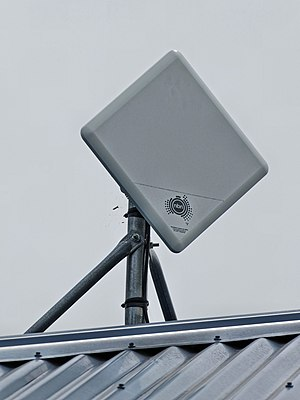 National Broadband Network - External antenna (ODU) for fixed wireless