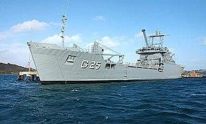 NDCC Almirante Saboia (G-25)2009