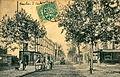 ND 102 - LA PLAINE STD - La Rue du Landy.JPG