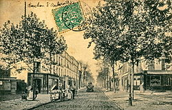 Image illustrative de l'article Rue du Landy (Seine-Saint-Denis)