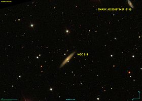 Image illustrative de l'article NGC 919