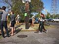 NOLA Fringe 2011 Plessey Park Dancer Walkers.JPG