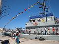 NRP Cacine (P1140) fundeado na marina de Peniche 01.jpg