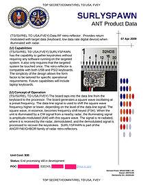 NSA SURLYSPAWN