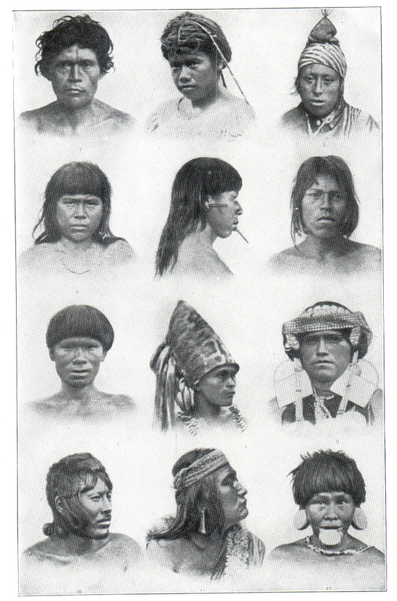 NSRW Natives of South America