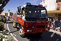 NSWRFS tanker (Yanco) in the SunRice Festival parade in Pine Ave.jpg
