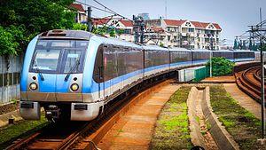 Nanjing Metro - Image: Nanjing Metro Line 1 085086