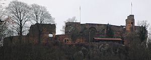 Nanstein Castle - Nanstein Castle.