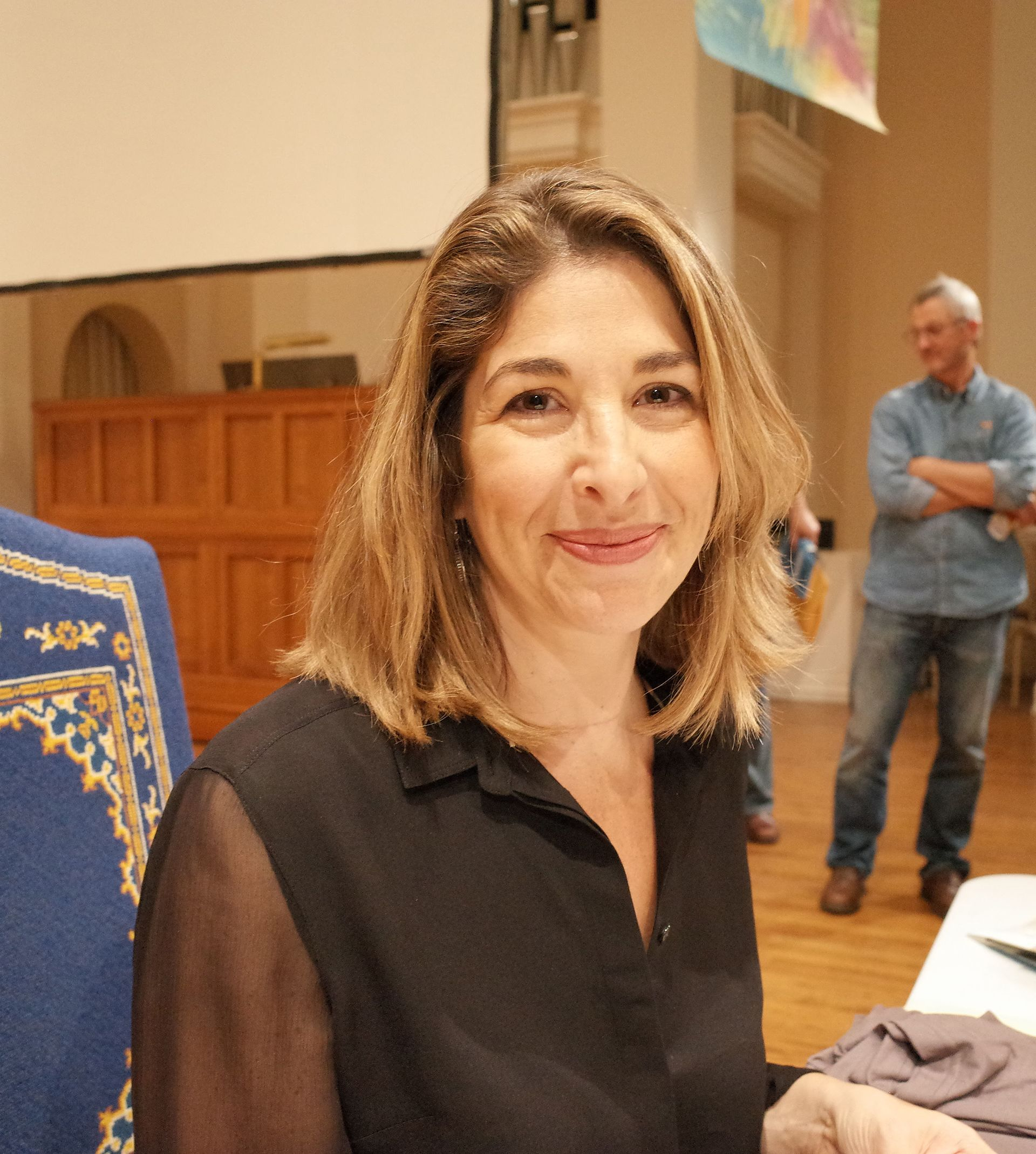 an analysis of globalization in the documentary the take by naomi klein Naomi klein in 2014  and filmmaker known for her political analyses and criticism of corporate globalization and  the take (2004), a documentary film about .